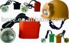 998 4AH LI ion coal cordless LED miners caplamp