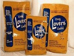 pet food--Dog Lovers Gold 33 lb*