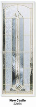 Decorative Glass-New Castle