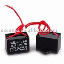 CBB61 Fan Capacitors