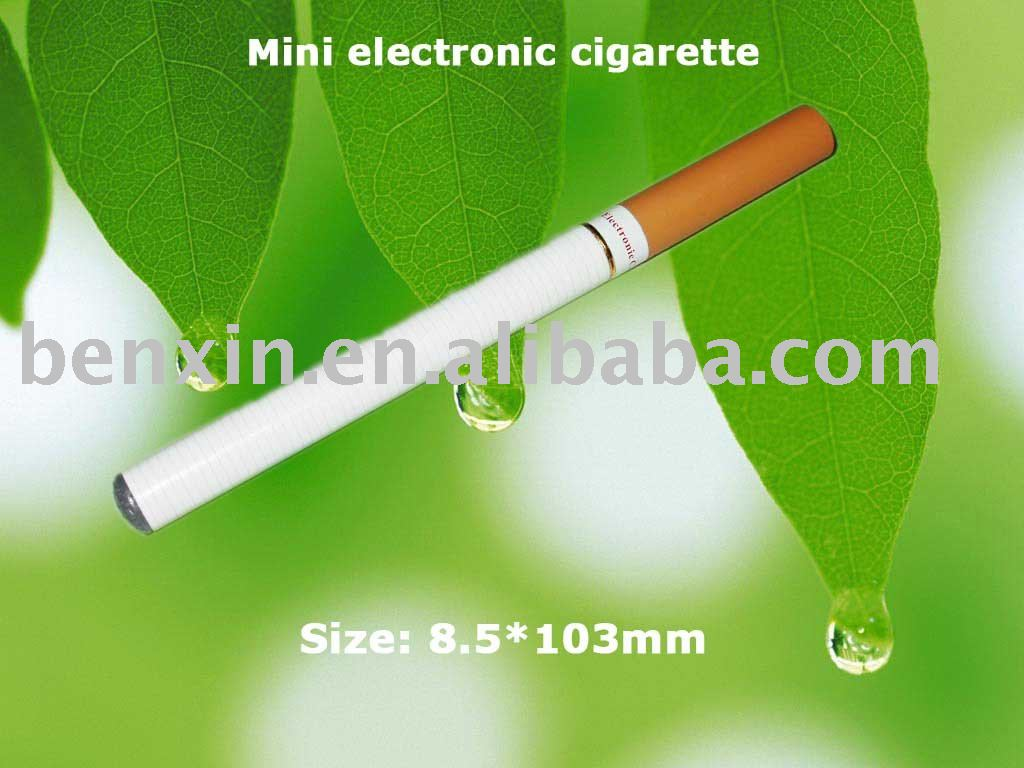THE GREEN CIGARETTE