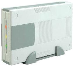 "5.25"" HDD/CDROM Drive Enclosure--DELUXE SERIES ( SD-U2DEL-525 )"