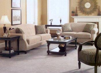 Coaster Company Chenille Bradford Sofa - Buy Sofa Product on Alibaba