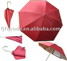 red uv promotional advertising umbrella