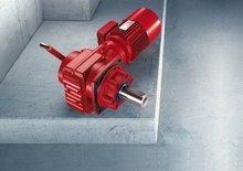Special gear motors Heavy load range