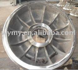 High Manganese Steel Impeller