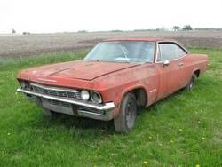 1965 Chevy Impala SS used car