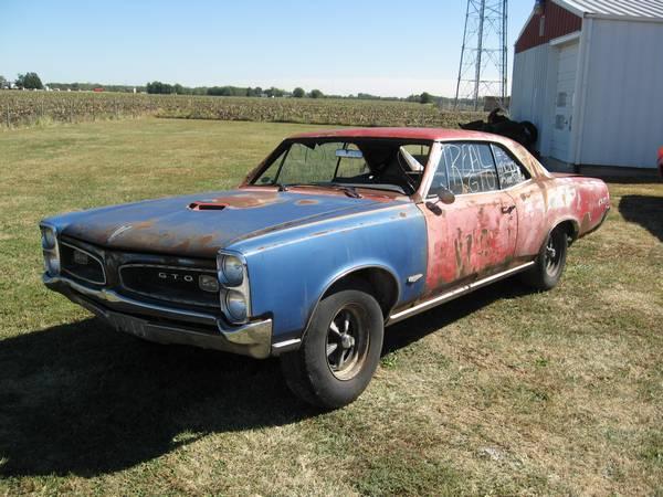 See larger image 1967 Pontiac GTO used car