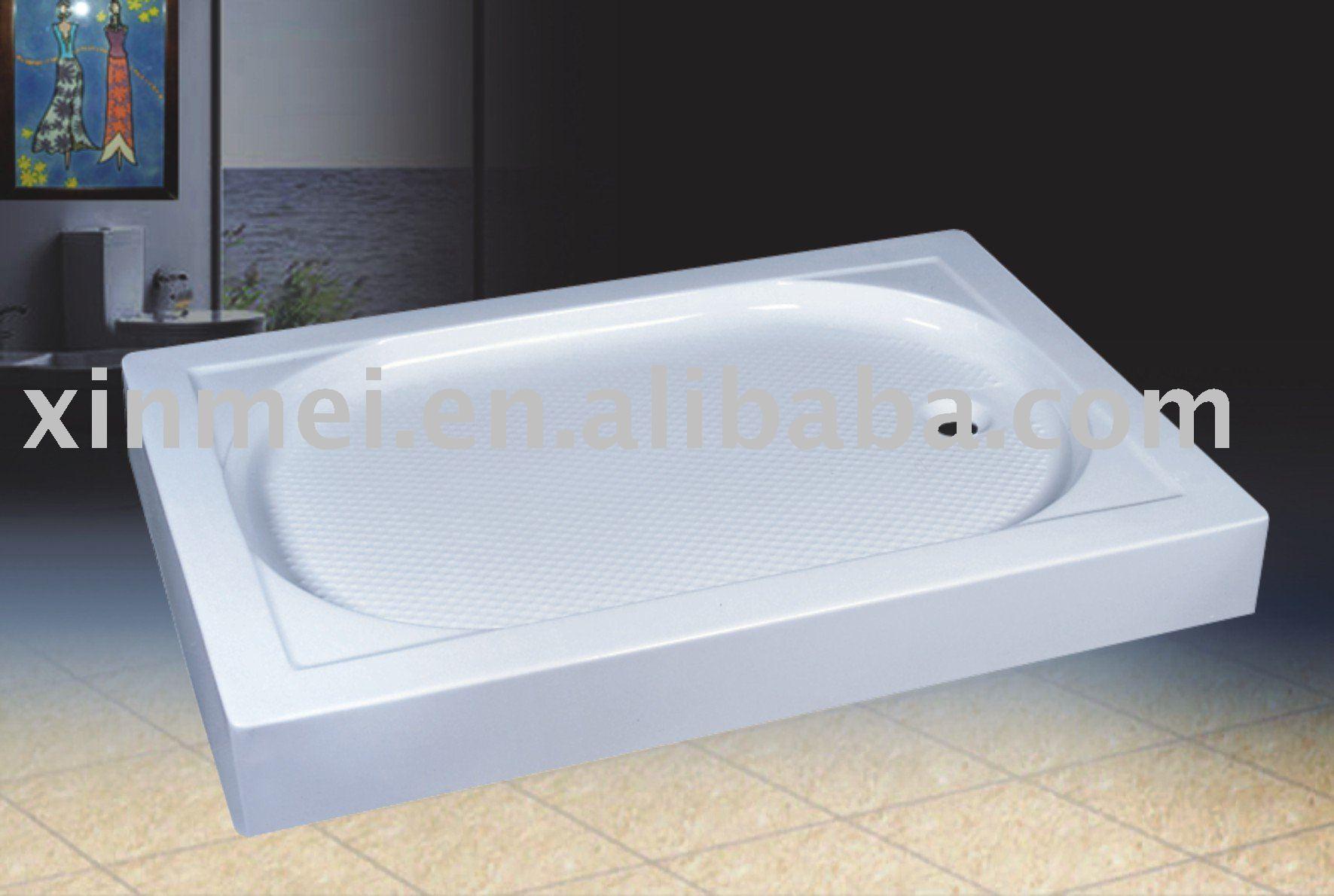 Acrylic shower tray,shower bottom , shower base, tub base ,shower tray, trays