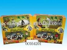 2012 new item plastic animal toys