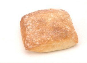 buns bread --Ciabatta Square Bun