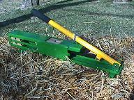"5-1/2"" Novelty Model Miniature Hay Baler"