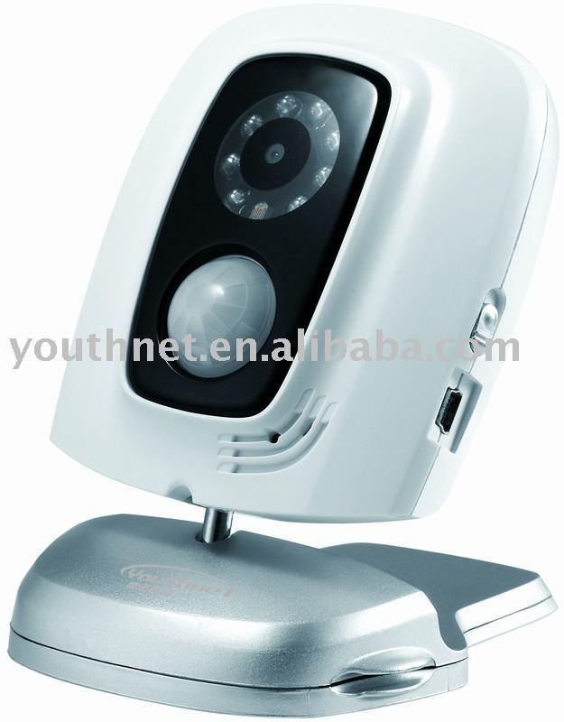 Covert Pinhole Camera