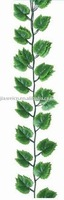 artificial grape leaf wall decoration hanging