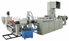 recycling and granulating production line