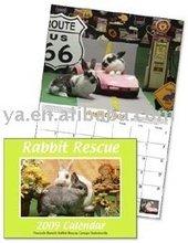 2011 high quality wall calendar (PT1)