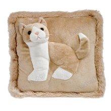 plush animal cushion