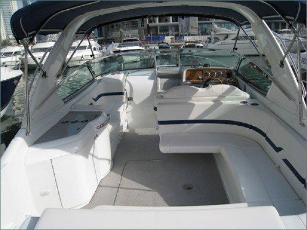 used boats -2007 Formula 330 SS Yacht
