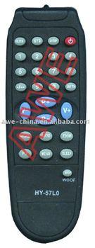 NOBEL HY-57LO Remote Control
