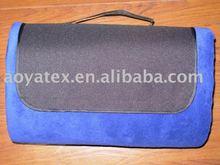 2012 Coral fleece Picnic Blanket