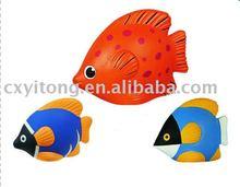 PU stress ball,Antistress ball-fish