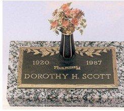 bronze memorials : Dynasty Dogwood
