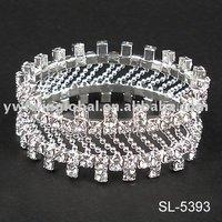 fashion alloy bracelet(fashion jewelry bracelet,rhodium plated bracelet)