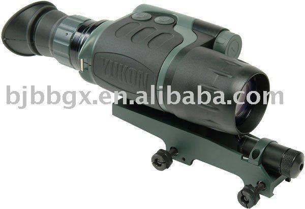 Yukon NV MT5 3 x 42 riflescope visão noturna com laser vermelho