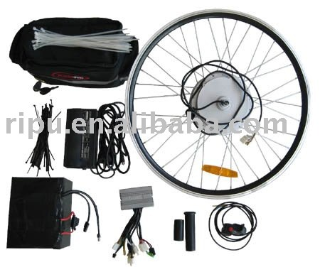 Peças da bicicleta elétrica, Elétrico alimentado bicicleta parte