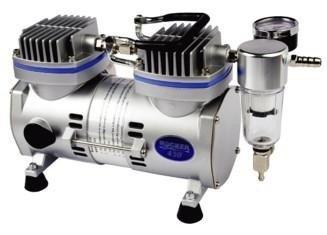 Compressors – Reciprocating, Oil Free, Oil Less Air Compressor