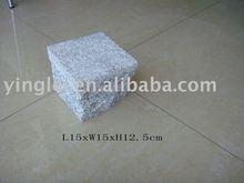 YL-G003 granite cube stone