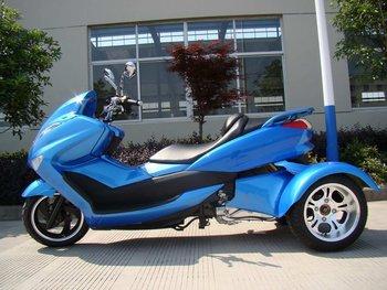200CC EEC three wheel scooter