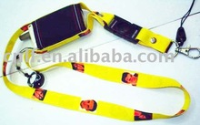 2012 Multi-colored New products cell phone strap