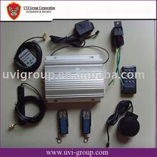 GPS/GSM Car Burglarproof Alarm & Tracking System with Remote SMS Control(118V)