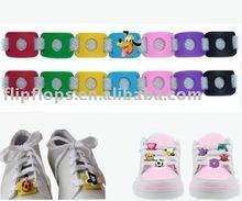 shoe lace charm