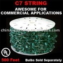 string light C7