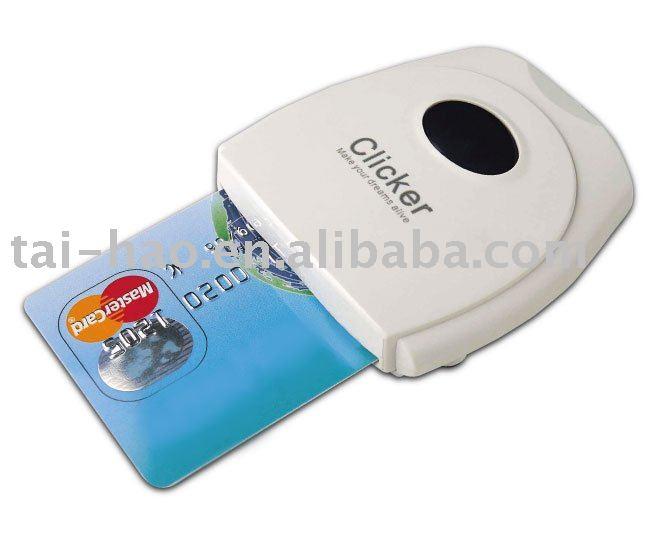 Smart Card Reader. smart card reader THRC2002-2