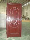 interior panel PVC steel door( sapele, cherry, teak, yellow maple, black walnut,oak) ( Candy-pvcd01)