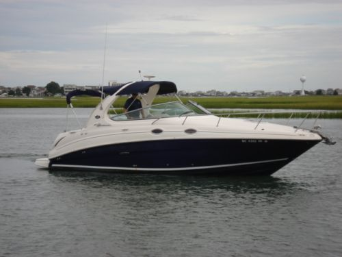 BOATS Sea Ray 280 Sundancer · See larger image: BOATS Sea Ray 280 Sundancer