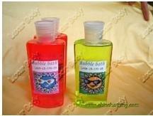 bubble bath lotion