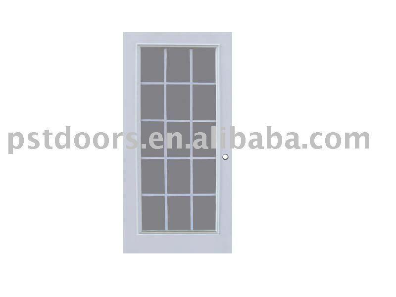 Steel entry door glass inserts quotes for 15 lite door insert