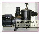 Swimming Pool Pump 1.1kw Eartheco