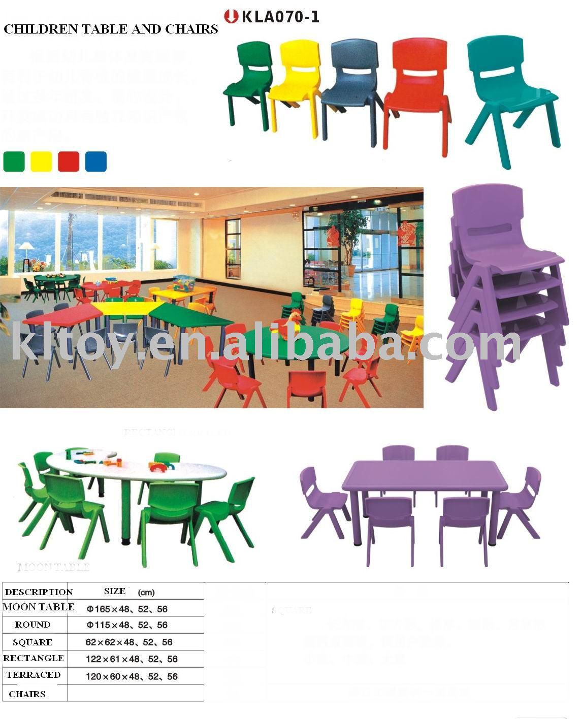 de plástico de muebles para niñosIdentificación del producto