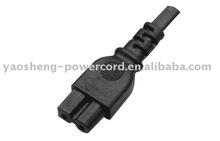 polarized c7 connector plug