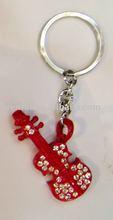 Key chain,cz stone keychain,2012 newest keychain
