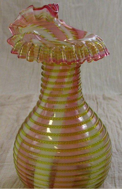 Blown Vase   Antique Vases