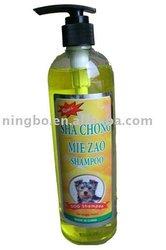 Pest repellent shampoo / dog shampoo