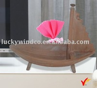 Home wooden boat craft