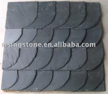 Black Roof Slates ( Slate Wall Cladding, Culture Slate )