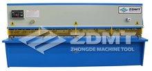 QC12Y-12X3200 Hydraulic Guillotine Shear